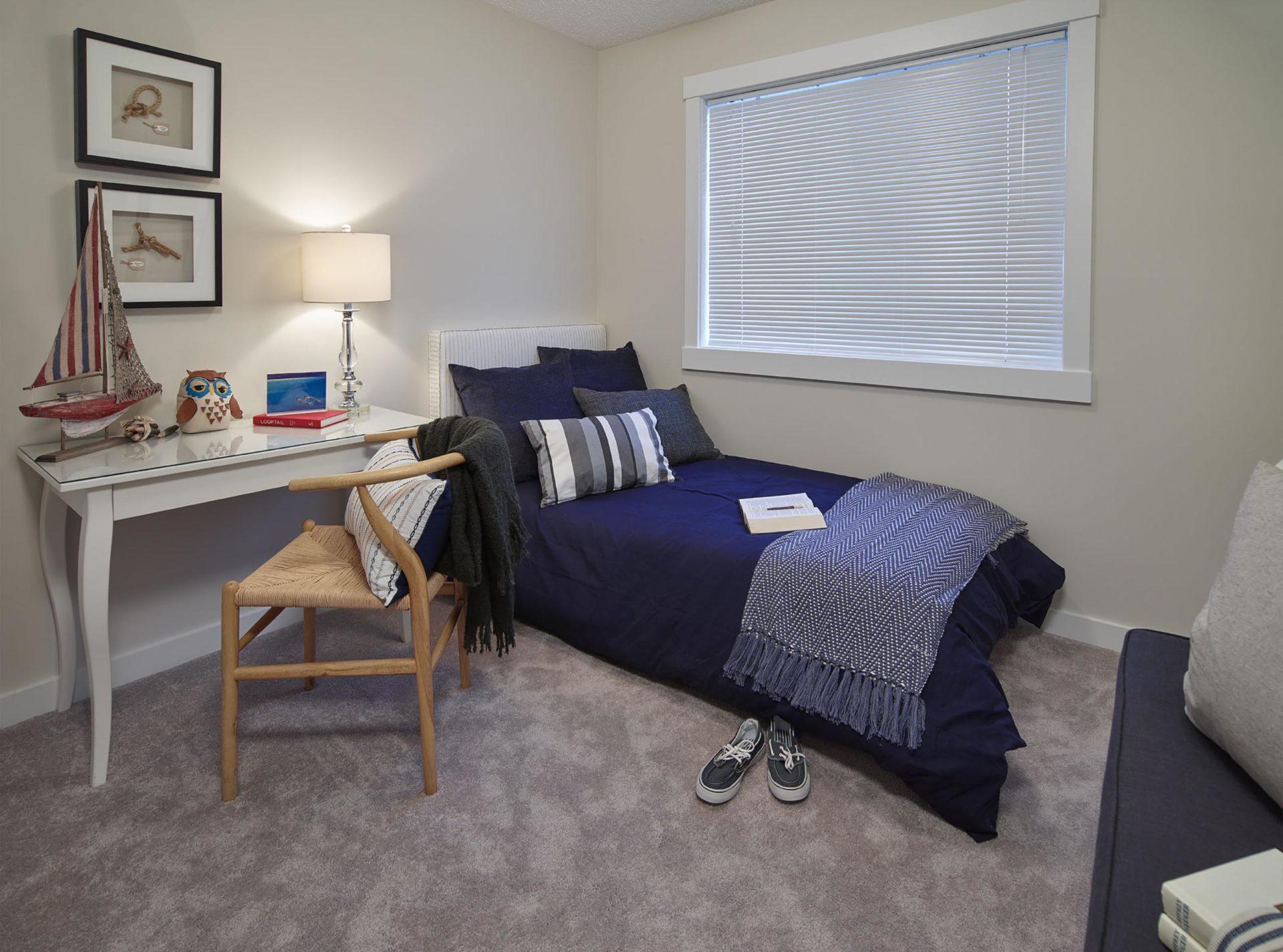 CLIO gallery bedroom