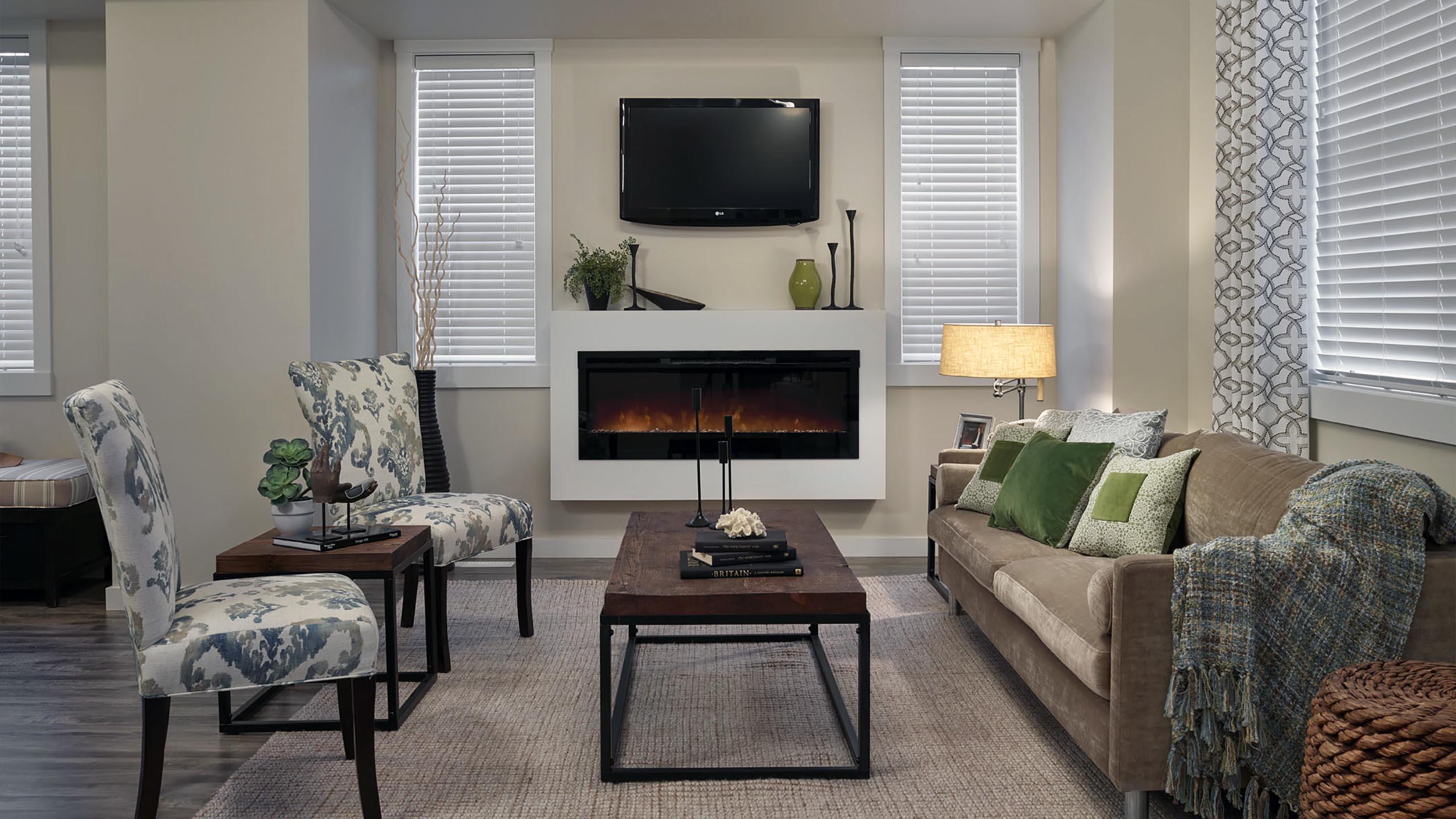 CLIO home page interior